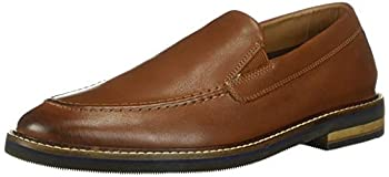 Bostonian Men s Dezmin Step Loafer Tan Leather 110 M US
