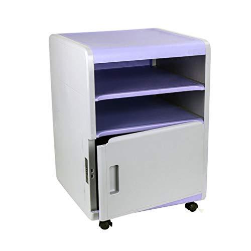 FILEBAI File Cabinet Bestand Frame Kantooractiviteitenkabinet Mobiel Laag Kabinet Vloerkast Ladekast Met Lock Moderne Eenvoudige Slaapkamer nachtkastje