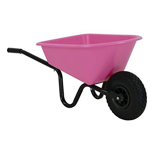FORT 35609 Kinderkarre Kinderschubkarre pink