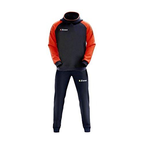 Zeus Chándal Enea Relax Paseo Representación Entrenamiento Correr Jogging Sport Hombre - Home Shop Italia
