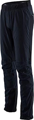 SILVINI Silviti Melito Pantalon de randonnée avec Ceinture élastique et 2 Branches en Silicone à l'arrière 146 cm Noir