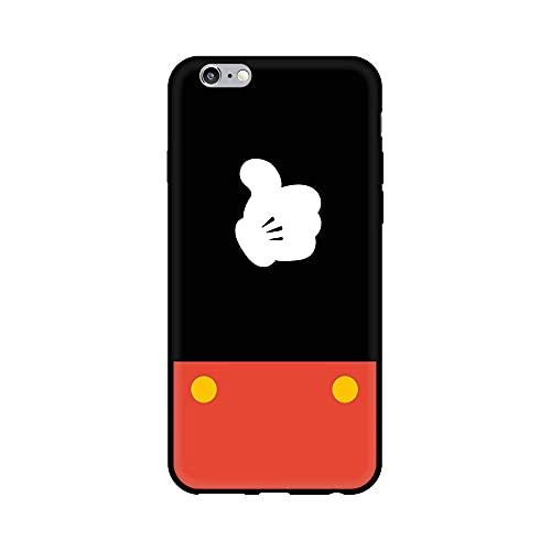 通用 iPhone 7 Funda iPhone 8 Funda iPhone SE 2020 Funda Carcasa Silicona Suave Case Cover TPU Protectora para Apple iPhone 7 / iPhone 8 / iPhone SE 2020 (MQ1)