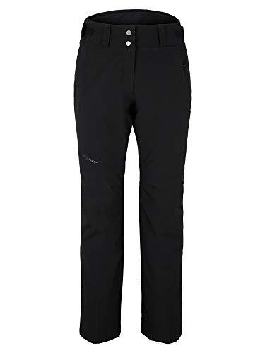 Ziener Damen Talina Ski Snowboard-Hose | Atmungsaktiv, Wasserdicht, Black (Kurzgröße), 22