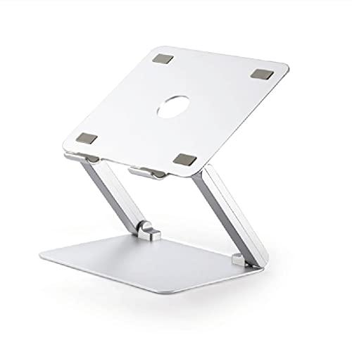WPBOY Soporte De Enfriamiento Plegable del Radiador Portátil del Cojín De Enfriamiento del Cuaderno De La Aleación De Aluminio (Color : Basic Version)