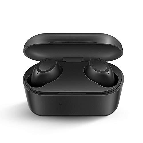 JDTECK Lava Z50 Auriculares Bluetooth, Auriculares Bluetooth con micrófono HD y Estuche de Carga, Auriculares inalámbricos en la Oreja con reducción de Ruido, Compatible con su Lava Z50