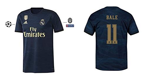 Real Madrid Trikot Herren 2019-2020 Away UCL - Bale 11 (M)