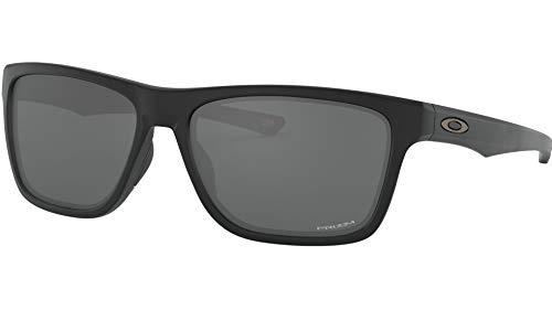 Oakley Men's OO9334 Standard Issue Holston Matte Black Prizm Black Iridium