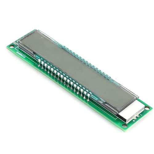 DM8BA10 Tabellone LCD Modulo LED 3.6 X 0.9 X 0.4in per Hobby Elettronico Fai Da Te per Fpga/Cpld Per Auto Giocattolo Per Strumentazione(senza ago)