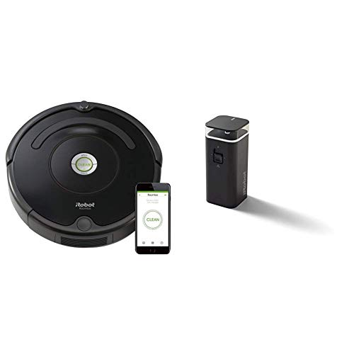 iRobot Roomba 675 Robot Vacuum with Dual Mode Virtual Wall Barrier Compatible with Roomba 600/700/800/900 Series
