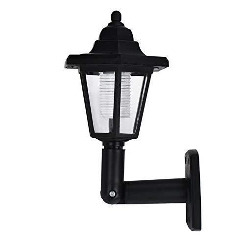 JALAL Lámpara de Pared Vintage Iluminación Exterior LED Street Garden Villa Luces de Porche Bombilla E27 Impermeable para iluminación de Aplique de Bronce de Patio
