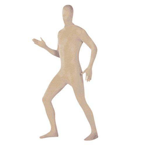 De feuilles Unisex Ganzkörperanzug Ballettanzug Langarm Trikot Bodysuit Jumpsuit Halloween Kostüm