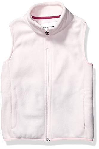 Amazon Essentials Polar fleece-outerwear-vests, hellrosa Farbe, Medium