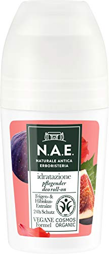 N.A.E. Naturale Antica Erboristeria idratazione pflegender Deo Roll-on, 1er Pack (1 x 50 ml)