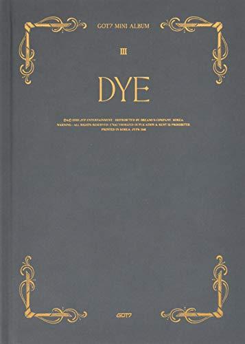 Dye (Random Cover) (incl. 80pg Photobook, Mirror Card, Bookmark + 2 xPhotocard)
