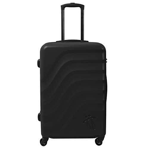Totto-Maleta Trolley Mediana Color Negro - Bazy