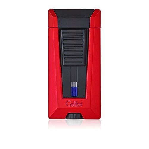 Colibri Stealth 3 Triple-Jet Cigar Lighter - RED