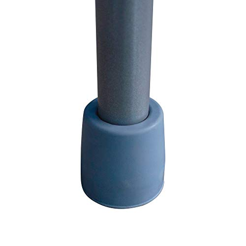 31450cVMY2L - Andador de aluminio muy ligero, plegable y de fácil uso para adultos