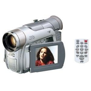JVC GR-D20E MiniDV Camcorder