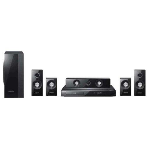 Samsung HT-C5900 cine en casa - Equipo de Home Cinema (Blu-Ray player, CD, CD-R, CD-RW, DVD, DVD+R, DVD+RW, DVD-R, DVD-RW,...