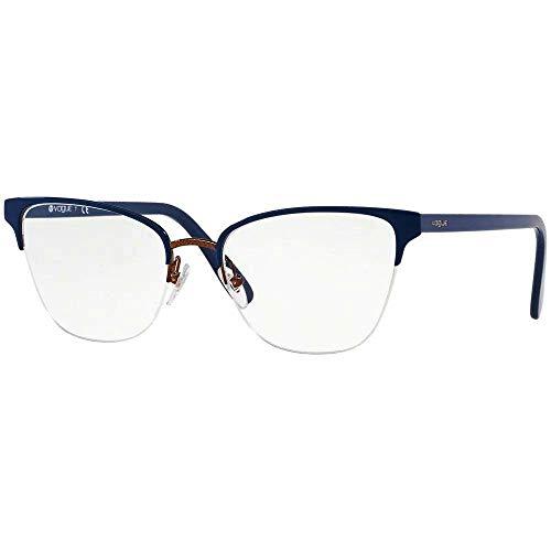 Vogue 0VO4120 Monturas de gafas, Blue Grey/Copper, 51 para Mujer