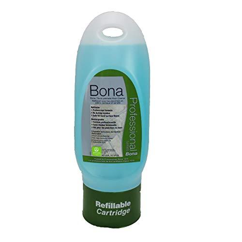Bona WM700061007 Cleaner, Cart Refill Pro Stone/Tile/Lam 34 oz New
