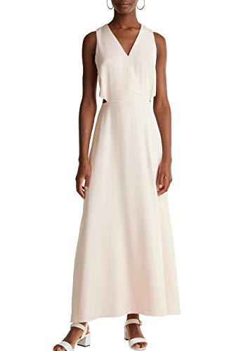 ESPRIT Collection Damen 030EO1E321 Kleid für besondere Anlässe, 695/PASTEL PINK, 42