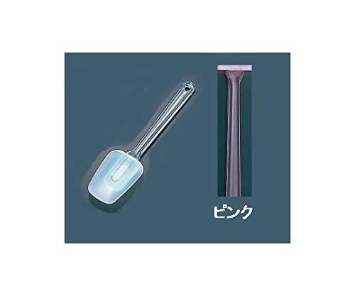 アズワン スコップ型 カラーハンドクリーナー 中 ピンク/62-6449-79