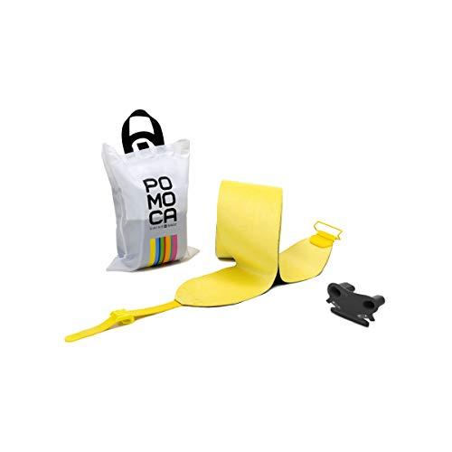 POMOCA Climb 2.0 120mm Gelb, Steigfelle und Zubehör, Größe XS - Farbe Yellow