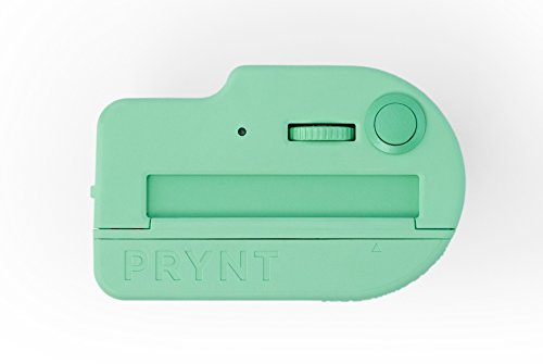 Prynt Pocket, Instant Photo Printer for iPhone - Mint Green (PW310001-MG)