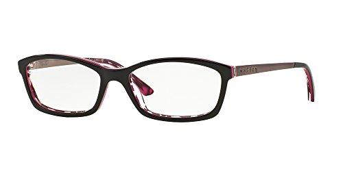 New Original Eyeglasses Oakley OX RENDER 1089 03 Women Black, Fuchsia Square