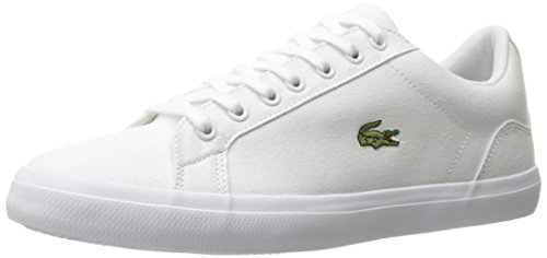 Lacoste Men's Lerond BL 2, White, 10 M US