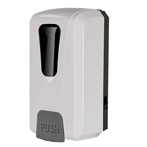 WGGTX Dispensador de jabón para Ducha Manual de Montaje en Pared dispensador de jabón de Espuma de Gran Capacidad de la Caja de Lavado de Espuma desinfectante de la Mano Hotel, Aseo