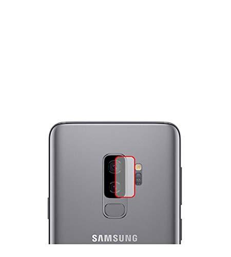 Pelicula para Camera LensProtect para Samsung Galaxy S9 Plus, HPrime, Película Protetora de Tela para Celular, Transparente