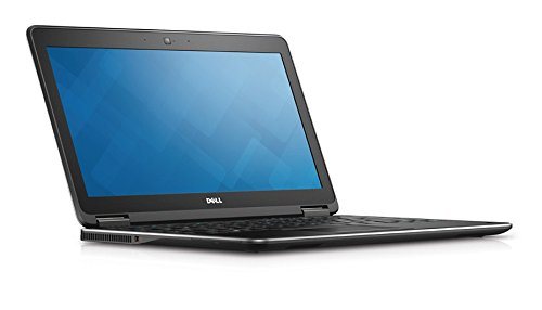 Dell NB Latitude E7240 31,7 cm (12,5 Zoll) Laptop (Intel Core i5 4310U, 2GHz, 4GB RAM, 128GB SSD, Intel HD Graphics 4400, Win 7) schwarz