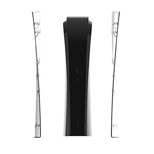 Changzhou Anti-Scratch Transparent Skin Hard Shell Schutzhülle PS5 Host Cover Ersatz Platte für PS5 DE Digital Edition