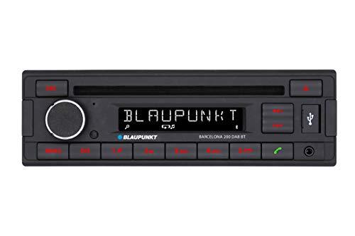 Blaupunkt Barcelona 200 DAB BT   DAB+, Bluetooth, FM/AM, MP3, CD, Freisprecheinrichtung, AUX