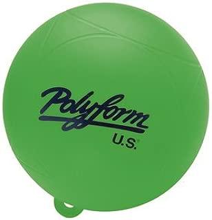 1 - Polyform Water Ski Slalom Buoy - Green