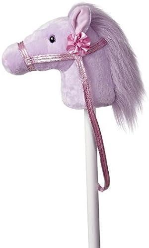 punto de venta barato Aurora World World Giddy-Up Fantasy Stick Stick Stick Pony 37  Plush, Lavender by Aurora World  ordenar ahora