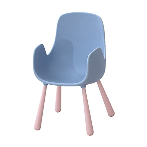 #N/A/a Accessori per la Decorazione delle Bambole, Mini Poltrona per mobili, Soggiorno in Miniatura Giocattolo di Imitazione - Blu