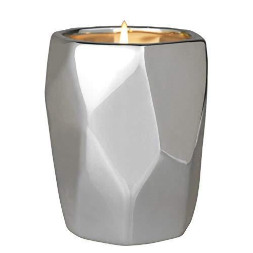 La Jolíe Muse Pinie Birkenholz Duftkerze, natürliche Sojawachs Kerze für den Winter zu Hause, 60-80 Stunden Brennzeit, Keramikbehälter Geschenkkerze, Geschenk für Muttertag, 285g