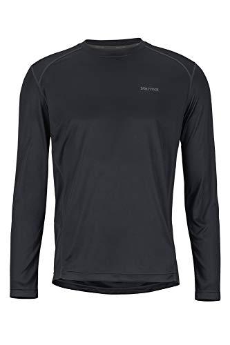 MARMOT Windridge Long Sleeve (Medium, Black)