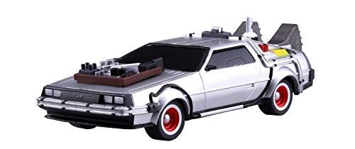 Modello Auto DELOREAN Kit Montaggio da RITORNO AL FUTURO Parte 3 Scala 1/43 10cm AOSHIMA Originale
