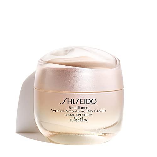 Shiseido Benefiance Wrinkle Smoothing Day Cream SPF 23, 50ml, 1.8 Oz