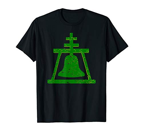 Riverside California Raincross mission bell logo T-Shirt