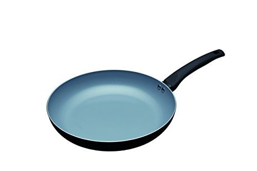 MasterClass Eco Induction Frying Pan with Healthier Ceramic Chemical Free Non Stick, Large,...