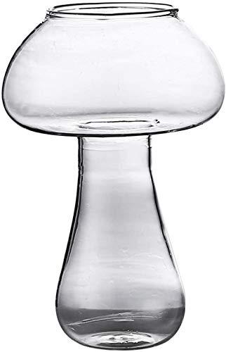 Simplicité 240ml Champignon Verre Cocktail Barre De Verre Creative Verre Froide Verre MUMUJIN (Color : Default)