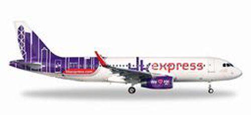 Herpa - 528481 - A320 Hong Kong Express