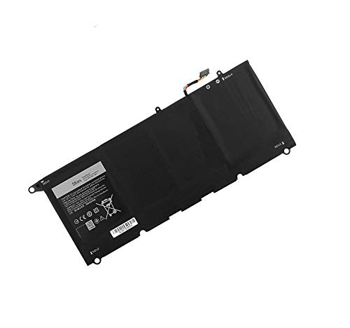 Trconelectron Laptop Replacement Battery 90V7W for Dell XPS 13 9350 9343 5K9CP DIN02