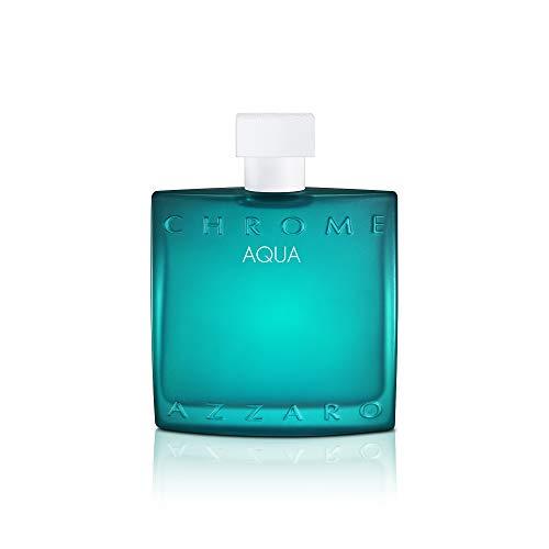 Azzaro Chrome Aqua Eau de Toilette - Cologne for Men