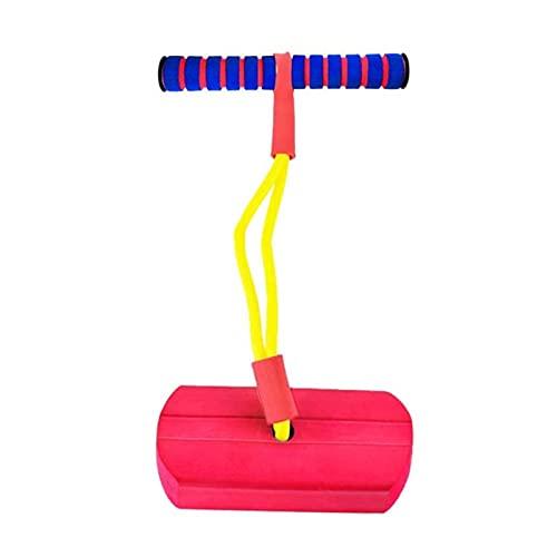 GST Saltador Pogo Stick for niños y muñecas de Primavera 102cm Alto Salto de Salto Jersey Jersey 6 años de Edad y niños Mayores niños y niñas for el Jinete